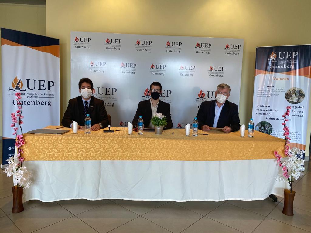 UEP Campus Gutenberg y Partnergroup S.A.